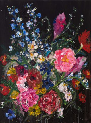June Bouquet | Elizabeth Power artist