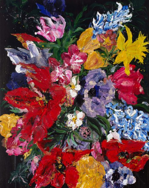 Keeper's Blooms | Elizabeth Power artist