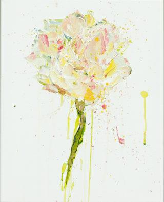 Lawrie's Flower   Elizabeth Power artist