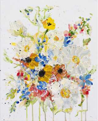 Spring Bouquet | Elizabeth Power artist