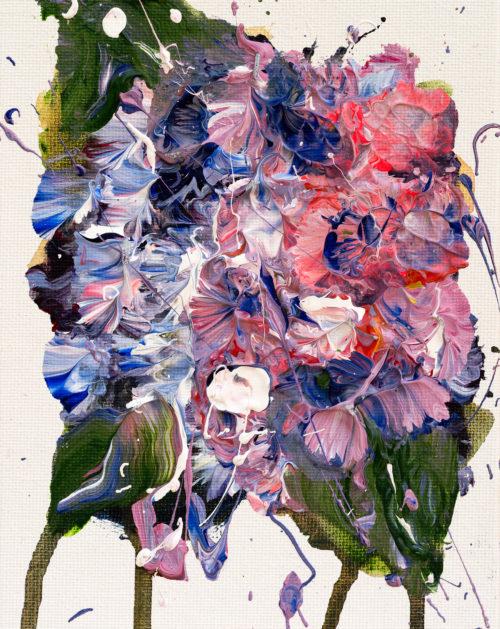 Hydrangea | Elizabeth Power artist
