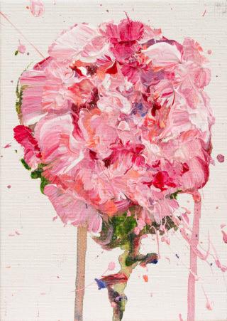 Pink Peony   Elizabeth Power artist