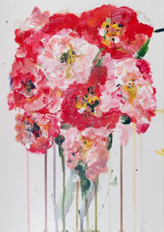 Red Poppies   Elizabeth Power artist