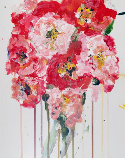 Red Poppies | Elizabeth Power artist