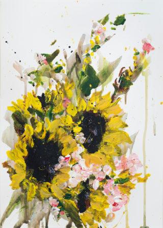 Sunflowers   Elizabeth Power artist