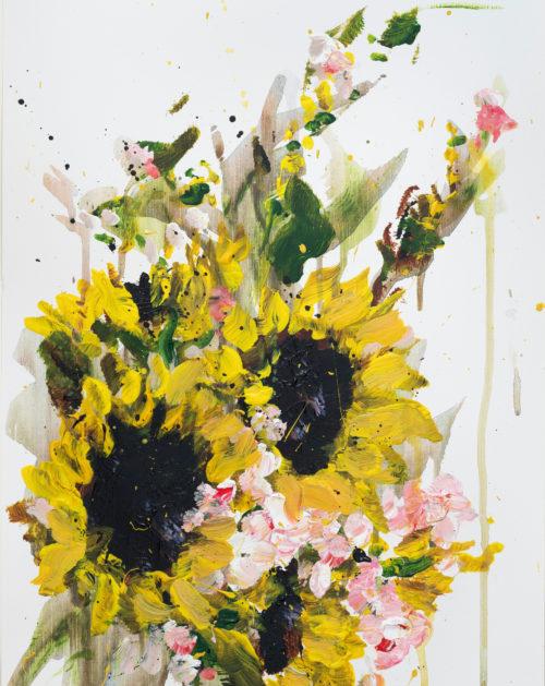 Sunflowers | Elizabeth Power artist