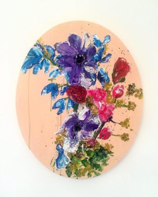Flowers for St Leonards | Elizabeth Power artist
