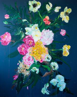 Peach | Elizabeth Power artist