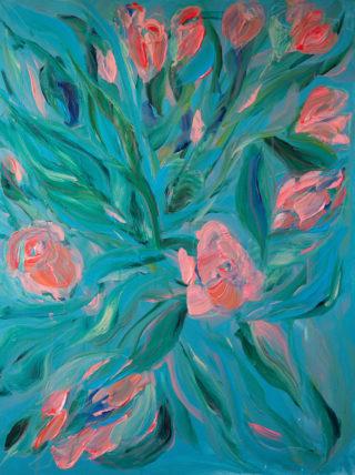 Flora | Elizabeth Power artist