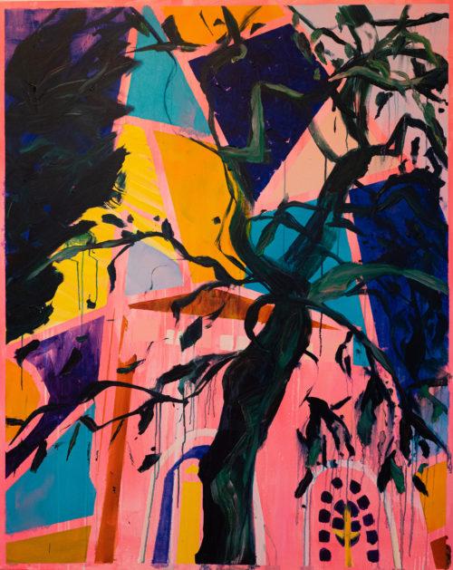 Tapestry | Elizabeth Power artist