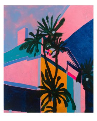 Villa Jazz | Elizabeth Power artist