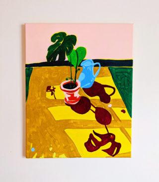 Plant Picnic | Elizabeth Power artist